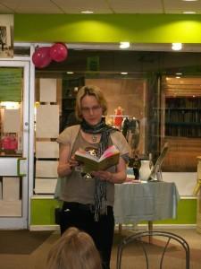 International Women's Day at Oxfam - taken by jenny