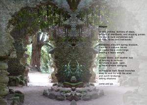 forest hinges haiku