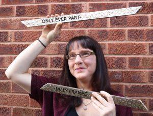 Only ever part- v2 - SA Leavesley smller size